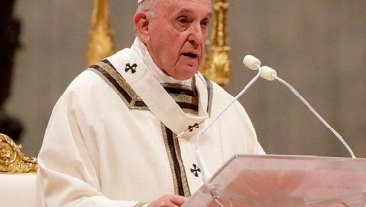 El papa advierte a las empresas que despedir para salvarse no es una solución