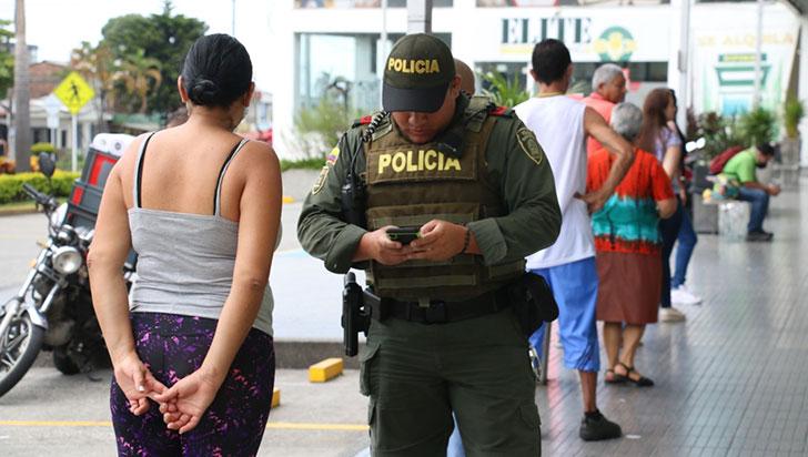 Ejército y Policía garantizan seguridad en el periodo de aislamiento
