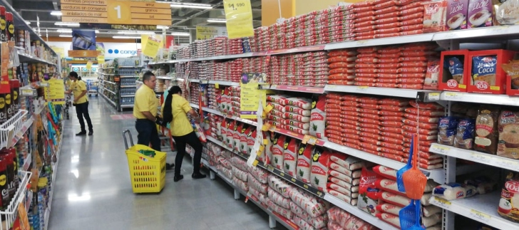 Supermercados, minimercados y graneros que operarán durante el aislamiento obligatorio en el Quindío