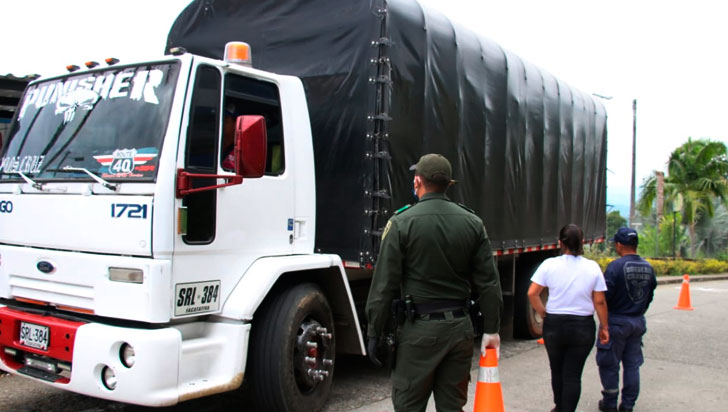 Transportadores de carga no pagarán peajes
