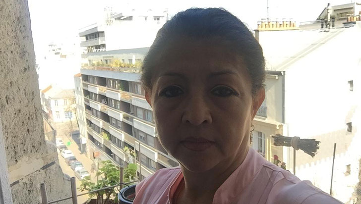 Mujer enferma por COVID-19 relata su experiencia