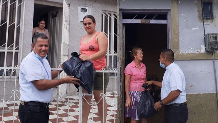 Diócesis acompaña a los fieles durante crisis por coronavirus