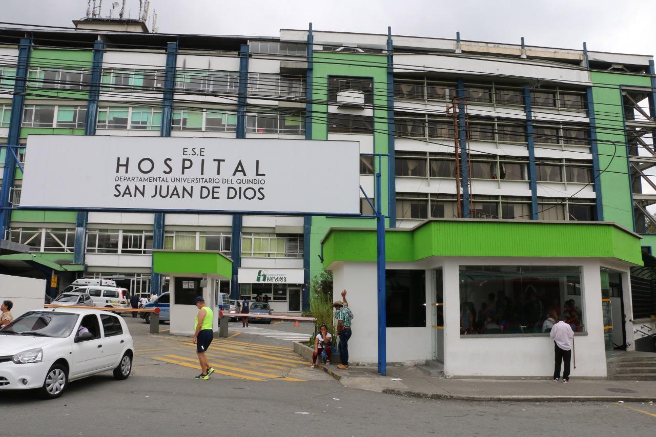 El San Juan de Dios se prepara para atender pacientes con Covid-19