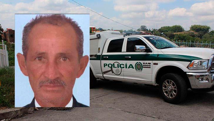 Hombre fue asesinado en zona rural de Montenegro