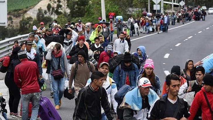 Más de 1,8 millones de venezolanos están radicados en Colombia