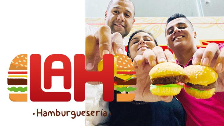 """La H hamburguesería"""