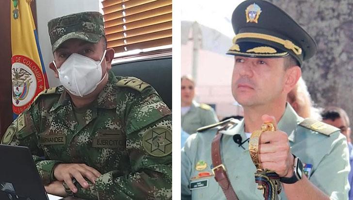 Fuerzas armadas y su papel durante la pandemia