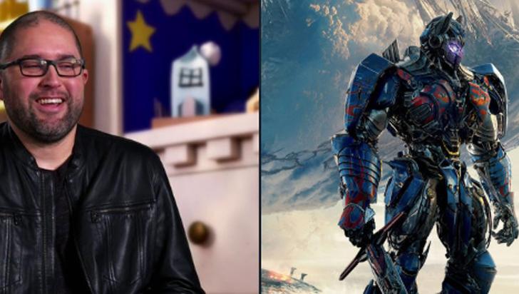 """""""Transformers""""  tendrá una precuela animada con el director de """"Toy Story 4"""""""