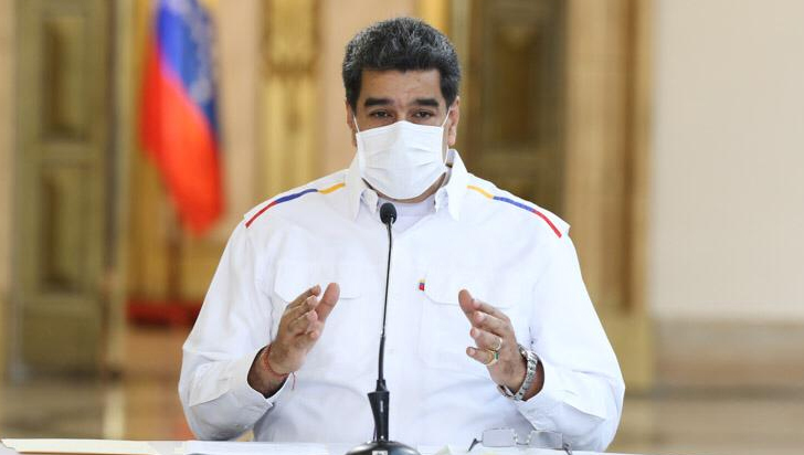 Maduro extiende el estado de alarma por COVID-19 hasta el 13 de junio