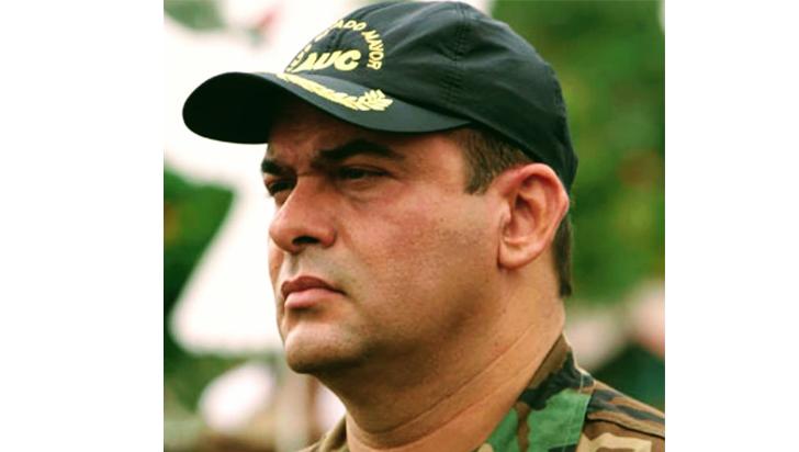 Colombia pide a EE.UU. extradición de exjefe paramilitar Salvatore Mancuso