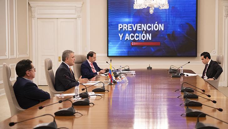 Brasil y Colombia aumentarán presencia militar en frontera por la pandemia