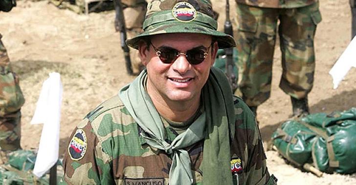 Exjefe paramilitar Salvatore Mancuso, detenido en EE.UU., tiene COVID-19