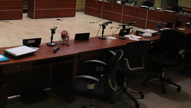 Suspensión del trámite del plan de desarrollo en el Concejo de Armenia