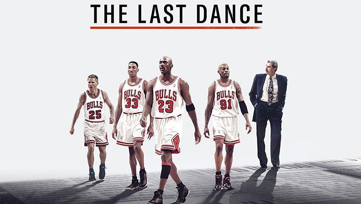 El último baile o cómo un equipo se convirtió en leyenda
