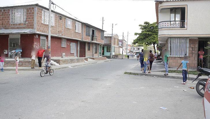 Menor de edad fue asesinado en La Tebaida