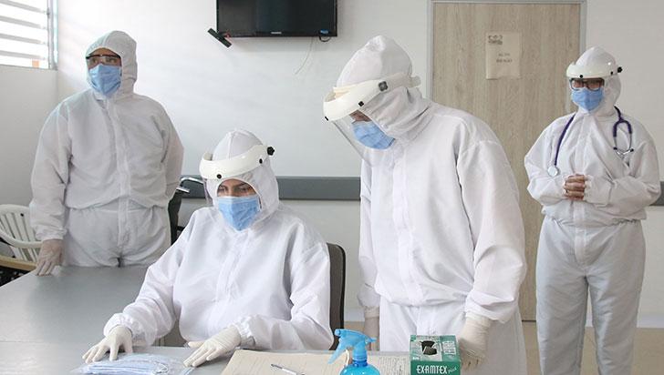 IPS preparadas pero sin recursos, ¿qué sigue en el pico de la pandemia?