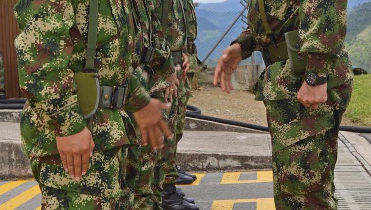 7 soldados de la Octava Brigada, investigados por presunta violación de niña indígena