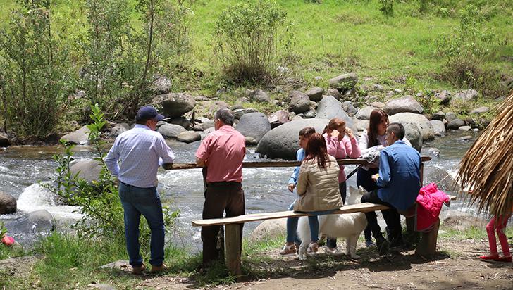 Colapso de PTAR de Boquía pone en riesgo aguas del Río Quindío - La Cronica del Quindio