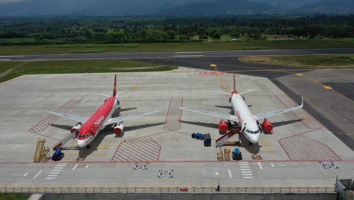 Armenia avanza en logística para solicitar operación del aeropuerto El Edén
