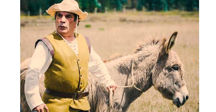 Tragicomedia colombiana que combina al Quijote con punk llega al cine digital