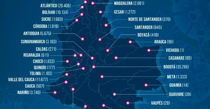 8 casos nuevos de coronavirus en Quindío, uno es de un ancianato en Quimbaya