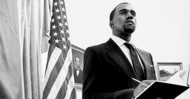 El rapero Kanye West anunció su candidatura a la presidencia de EE.UU.