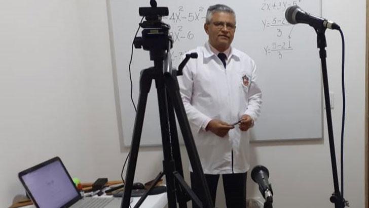 El Negro Calderón pone las matemáticas claras en su canal de Youtube