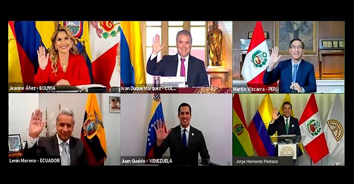 Colombia asume presidencia de la CAN con la reactivación económica como reto