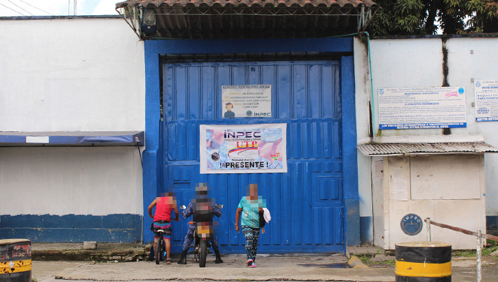 Cerradas las cárceles de Quindío para cualquier visita: No entran ni los condenados