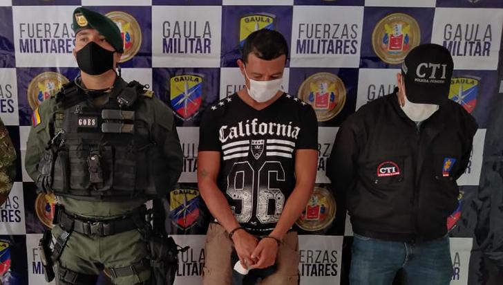 Autoridades capturaron a un sujeto para que cumpliera condena por homicidio