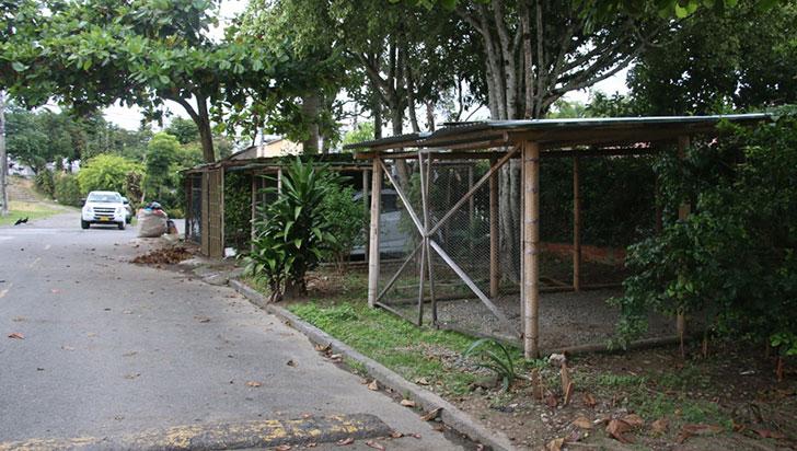 Polémica en Monteblanco por apropiación de área pública para beneficio particular