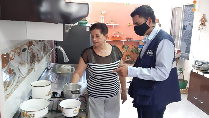 17.136 usuarios en Quindío son aptos para revisión técnica de instalaciones de gas domiciliario