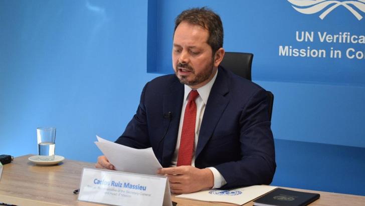 ONU preocupada por la inseguridad en Colombia y la irrupción de la COVID-19