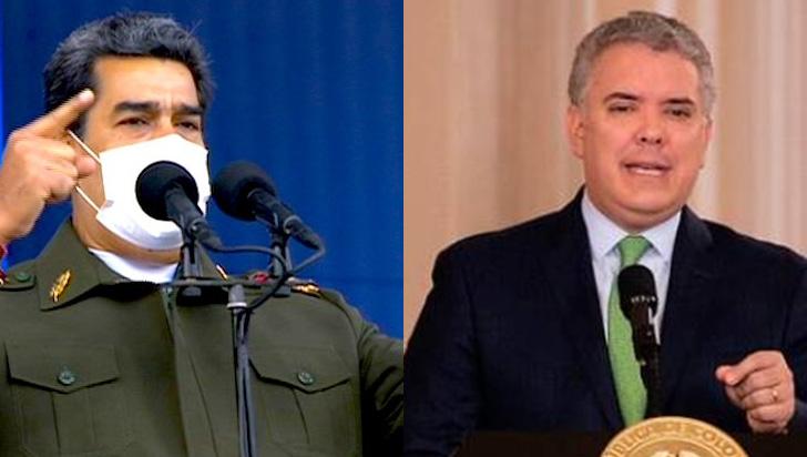 Duque insiste en presiones a Maduro para transición política en Venezuela