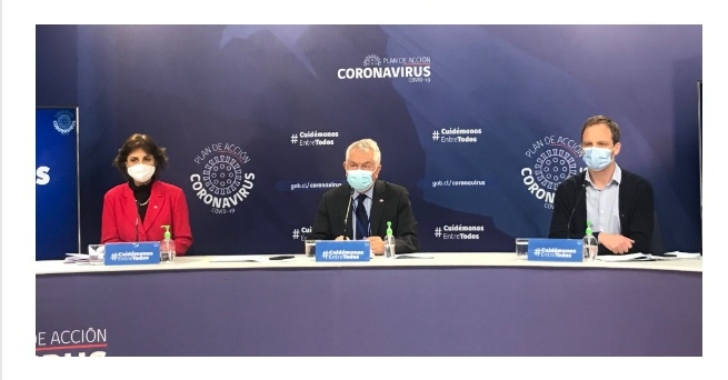Chile alista plan de desconfinamiento