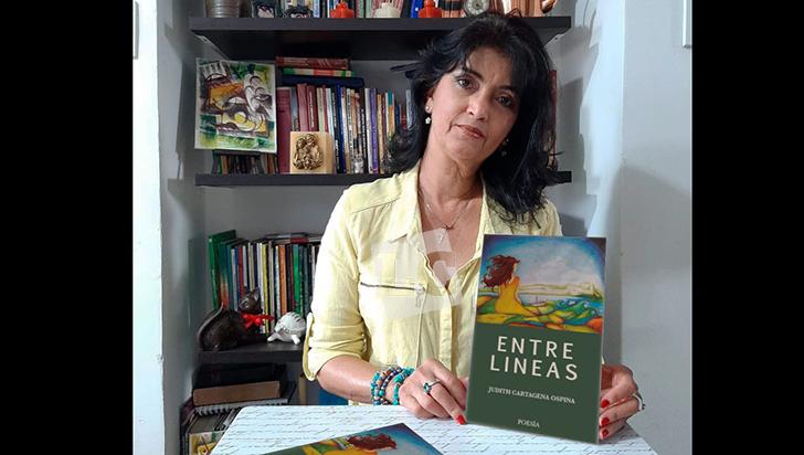 Un libro lleno de invitaciones 'Entre líneas'