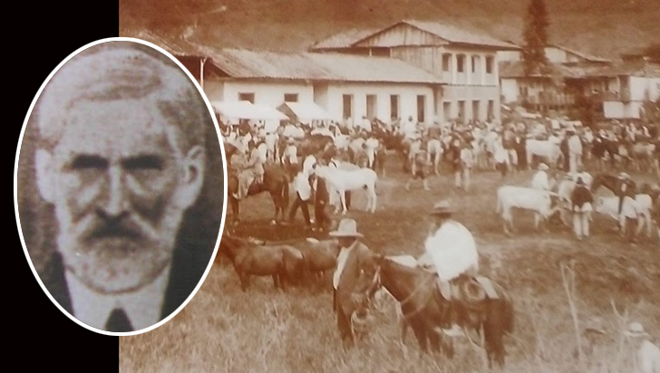 Un Buitrago en la fundación de Calarcá