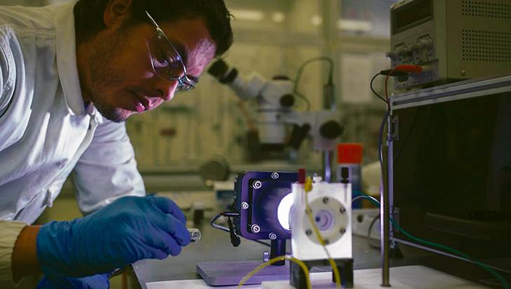 Quindiano ganó reconocimiento por mejor publicación científica