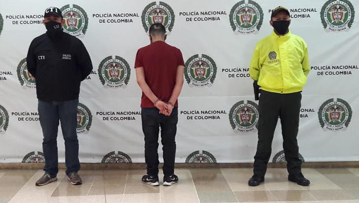 Casa por cárcel a presunto responsable de homicidio de un hombre en Armenia