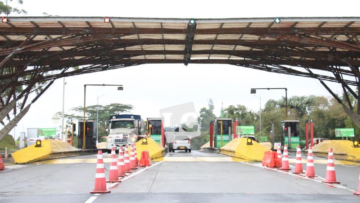 3.371 vehículos ingresaron al Quindío desde el pasado 7 de agosto