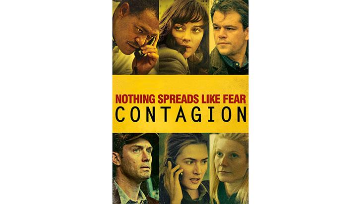 Contagio: la película que  predijo el 2020
