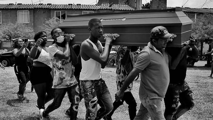 El terror de las masacres vuelve a Colombia agazapado en la pandemia