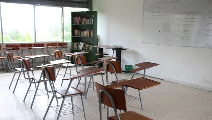 """""""Haremos la liquidación del contrato de transporte escolar"""", alcalde de Montenegro"""