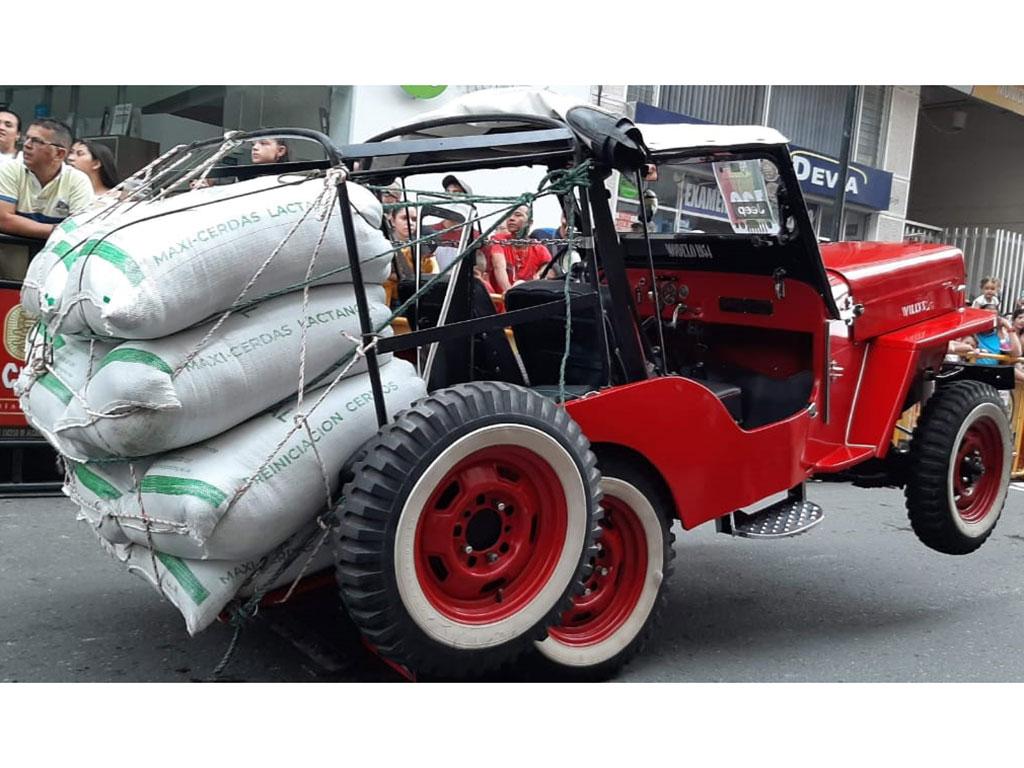 Los Jeeps Willys, una tradición que la pandemia marchitó