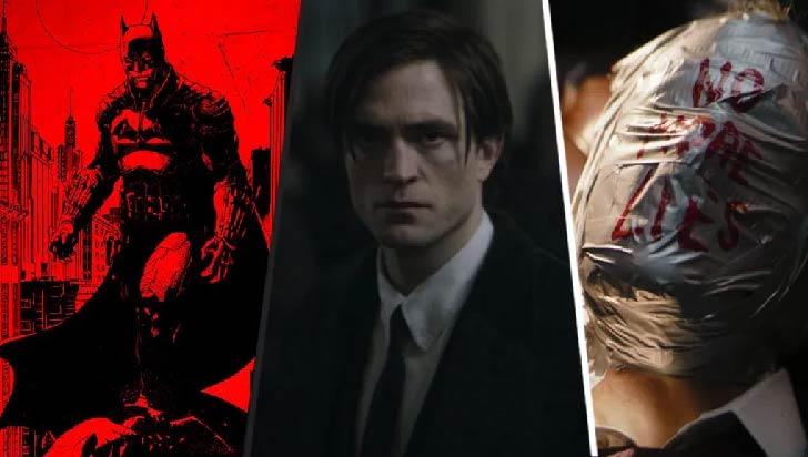 """""""The Batman"""" con Robert Pattinson marca el futuro de Warner Bros. y DC Comics"""