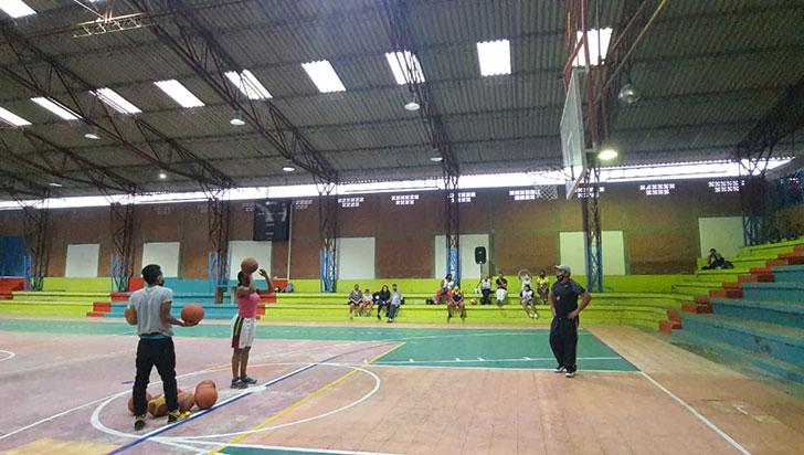 Eventos de fútbol y baloncesto activan el ejercicio en Montenegro