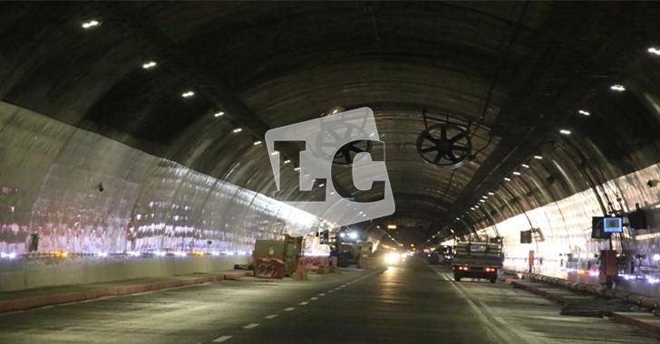 Después de 11 años, el túnel de La Línea entra a operar desde hoy