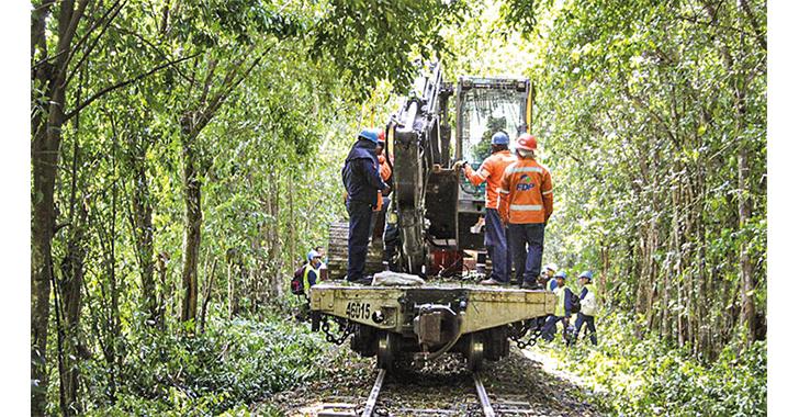 Trabajadores esperan ser incluidos en liquidación de Ferrocarril del Pacífico