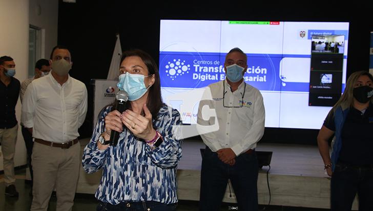 Empresarios de Buenavista recibieron diagnóstico para empezar transformación digital