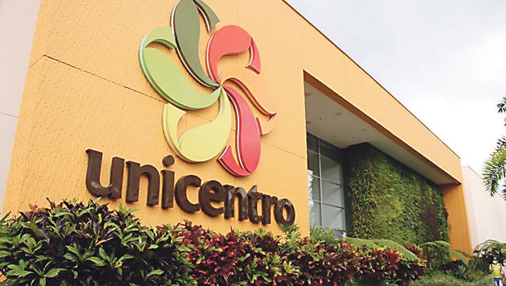 Unicentro celebra su octavo aniversario premiando a sus clientes